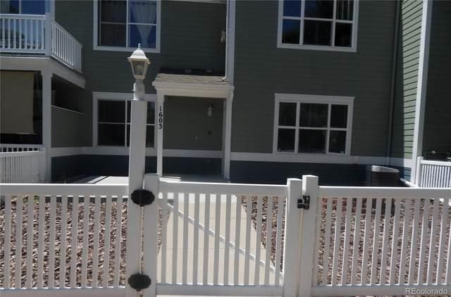 635 Gooseberry Drive #1603, Longmont, CO 80503 (MLS #5100761) :: 8z Real Estate