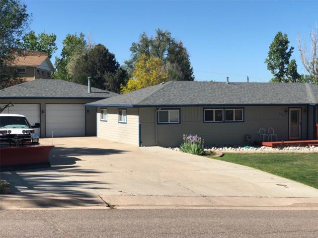 1100 E Harvey Street, Castle Rock, CO 80108 (#5100897) :: Colorado Home Finder Realty