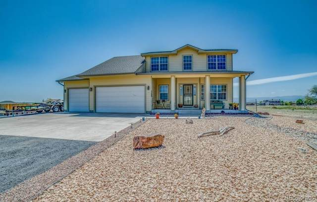 1132 Shenandoah Drive, Pueblo West, CO 81007 (#5101059) :: The Harling Team @ Homesmart Realty Group