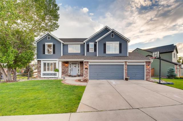 3495 Hawthorne Drive, Highlands Ranch, CO 80126 (#5101067) :: The Peak Properties Group