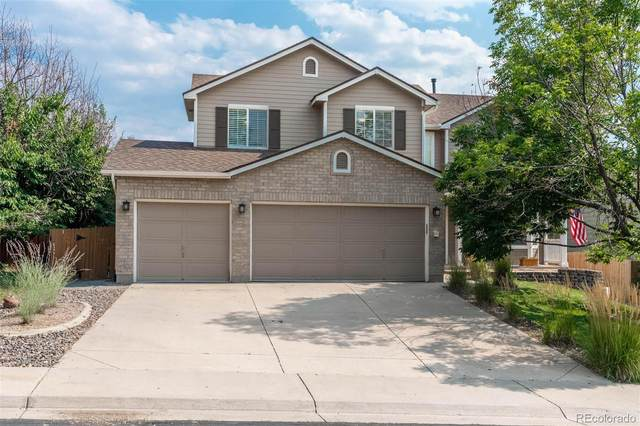 23922 Glenmoor Drive, Parker, CO 80138 (#5101514) :: The DeGrood Team