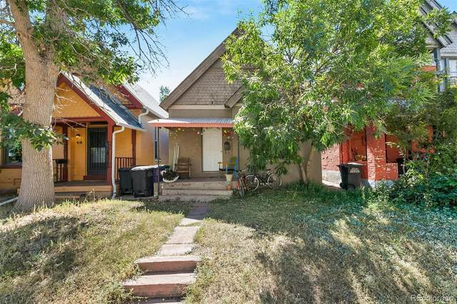 44 W 3rd Avenue, Denver, CO 80223 (#5101696) :: You 1st Realty