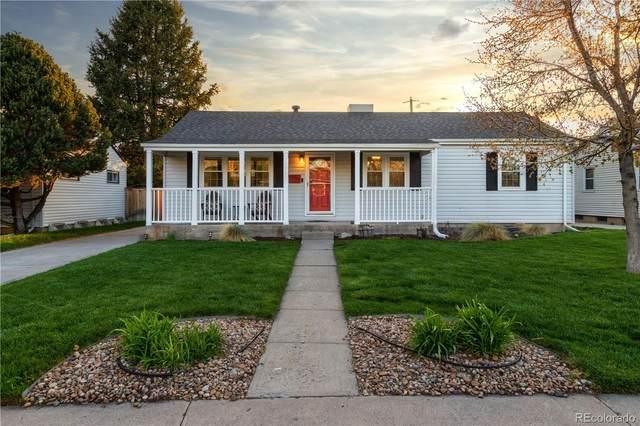 1757 S Elm Street, Denver, CO 80222 (#5101852) :: Mile High Luxury Real Estate