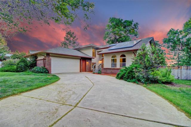 2777 E Jamison Avenue, Centennial, CO 80122 (#5102081) :: Wisdom Real Estate