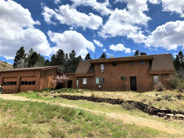 150 Schierl Road, Fort Garland, CO 81133 (#5102202) :: The Brokerage Group