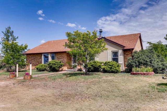 45412 Sun Country Drive, Elizabeth, CO 80107 (MLS #5102329) :: 8z Real Estate