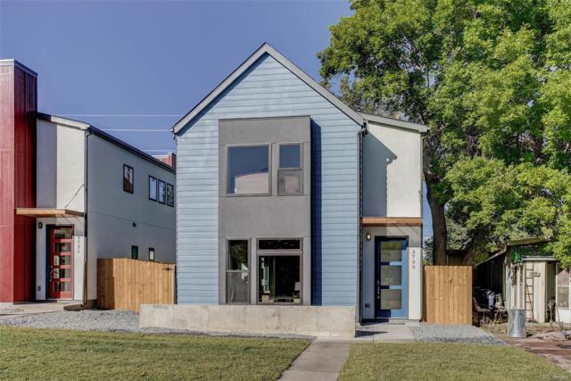 3735 N Saint Paul Street, Denver, CO 80205 (#5102953) :: Wisdom Real Estate