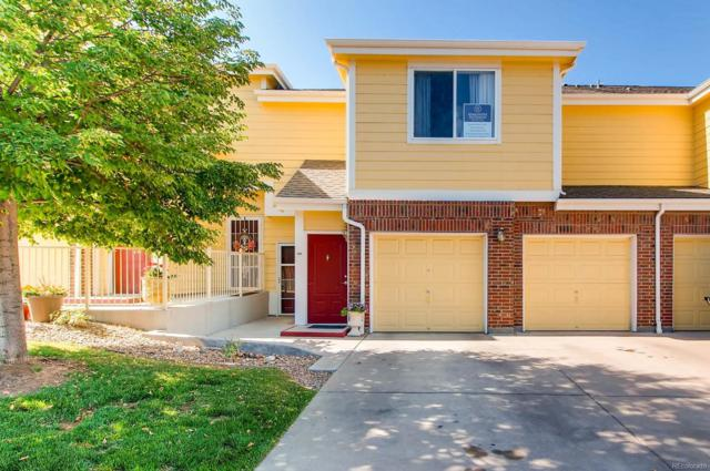 10336 W 55th Place #204, Arvada, CO 80002 (#5103596) :: My Home Team