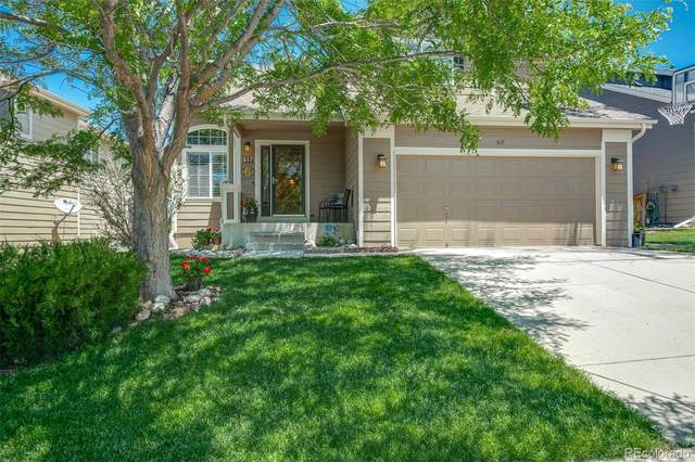 517 W English Sparrow Trail, Highlands Ranch, CO 80129 (#5104068) :: Bring Home Denver with Keller Williams Downtown Realty LLC