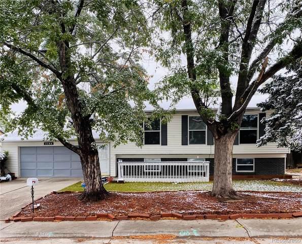 2268 S Laredo Street, Aurora, CO 80013 (#5104479) :: Re/Max Structure