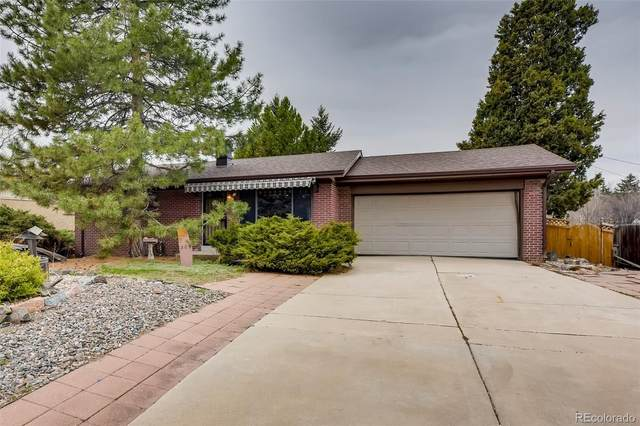 309 Reed Street, Lakewood, CO 80226 (#5105035) :: Finch & Gable Real Estate Co.