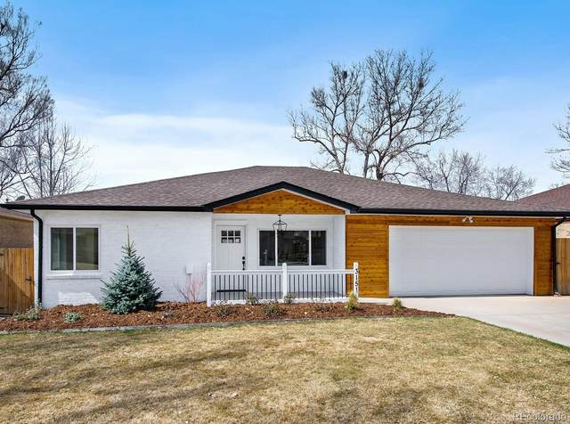 3151 S Williams Street, Englewood, CO 80113 (MLS #5105048) :: 8z Real Estate