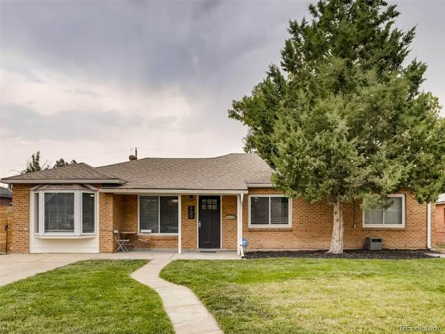 960 Ursula Street, Aurora, CO 80011 (#5105325) :: The Brokerage Group