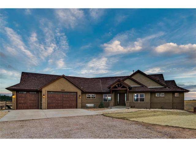 10830 E Palmer Divide Avenue, Larkspur, CO 80118 (MLS #5105358) :: 8z Real Estate
