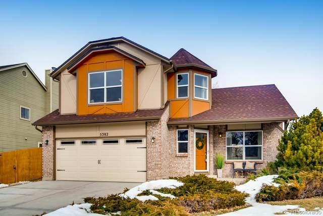 5382 S Urban Court, Littleton, CO 80127 (MLS #5105506) :: 8z Real Estate