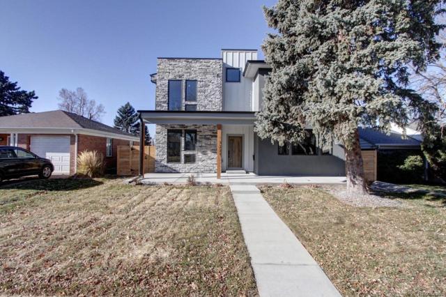 1221 S Harrison Street, Denver, CO 80210 (#5105534) :: Wisdom Real Estate