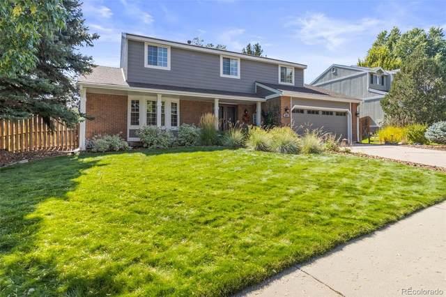 8916 W Geddes Place, Littleton, CO 80128 (MLS #5105740) :: Find Colorado