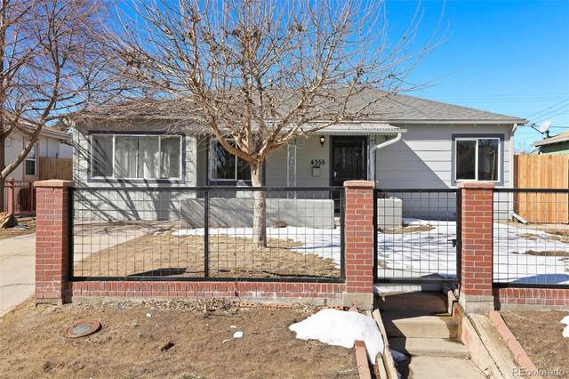4355 Milwaukee Street, Denver, CO 80216 (#5106054) :: The Griffith Home Team
