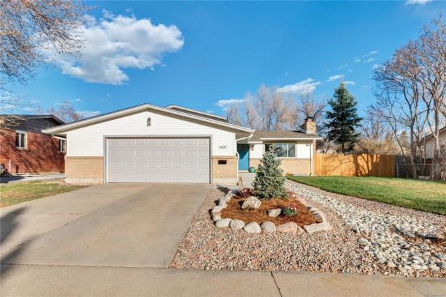 1600 Mount Evans Drive, Longmont, CO 80504 (#5106234) :: The Pete Cook Home Group