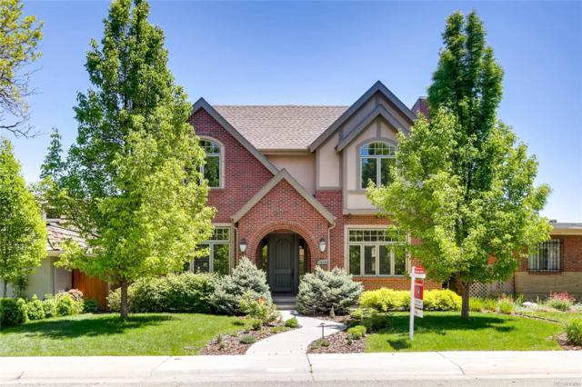 1010 S Monroe Street, Denver, CO 80209 (#5106390) :: The Peak Properties Group