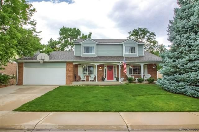 10525 W Sundance Mountain, Littleton, CO 80127 (MLS #5106513) :: 8z Real Estate