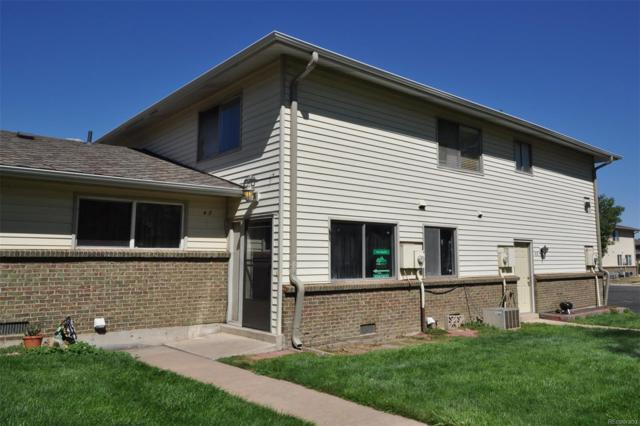 3354 S Flower Street #47, Lakewood, CO 80227 (#5106825) :: My Home Team