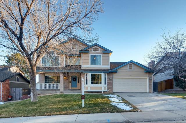 15654 Rockmont Lane, Parker, CO 80134 (#5107183) :: House Hunters Colorado