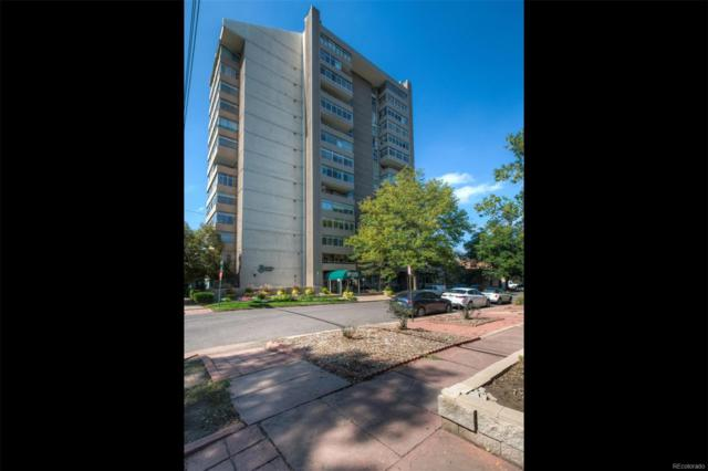 1313 N Williams Street #906, Denver, CO 80218 (#5107277) :: The HomeSmiths Team - Keller Williams