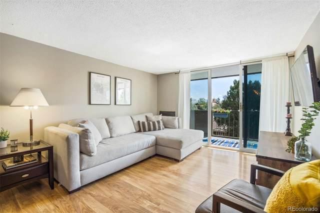 799 Dahlia Street #402, Denver, CO 80220 (#5107939) :: Briggs American Properties