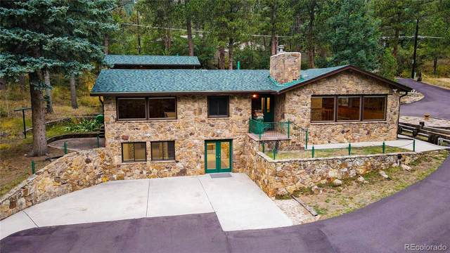 4925 Pike Road, Cascade, CO 80809 (#5107987) :: Venterra Real Estate LLC