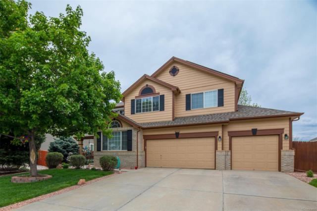 8244 Swadley Street, Arvada, CO 80005 (#5108256) :: The Galo Garrido Group