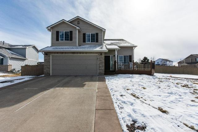 4894 Shelby Drive, Castle Rock, CO 80104 (#5108447) :: The HomeSmiths Team - Keller Williams