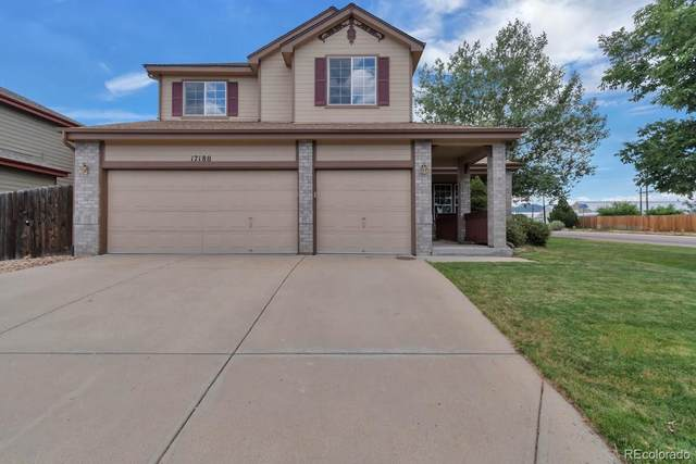 17180 W 64th Drive, Arvada, CO 80007 (MLS #5108615) :: 8z Real Estate