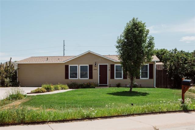 3416 W 3rd Street, Greeley, CO 80631 (#5108762) :: The Peak Properties Group