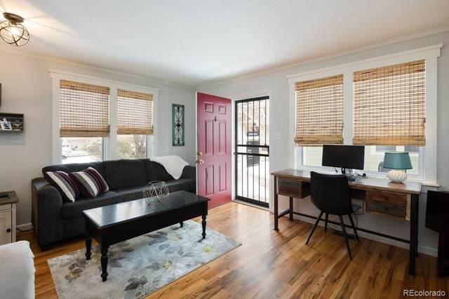 3428 S Sherman Street, Englewood, CO 80113 (MLS #5108808) :: 8z Real Estate