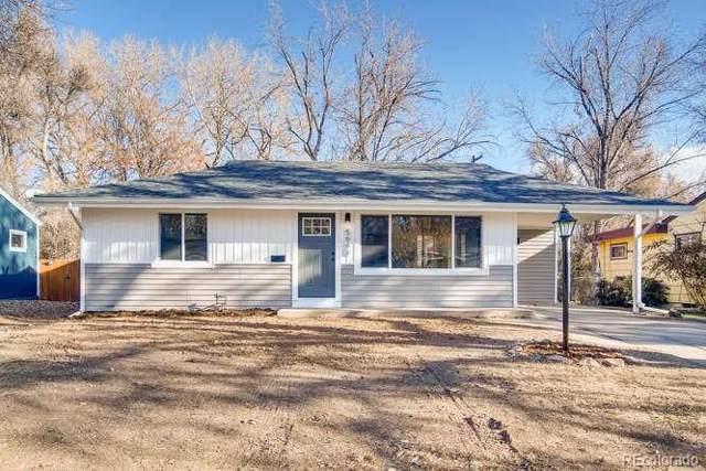 5645 E Minnesota Drive, Denver, CO 80224 (MLS #5109106) :: Bliss Realty Group