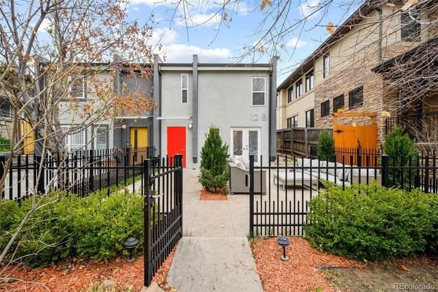 12 S Jackson Street B, Denver, CO 80209 (MLS #5109111) :: Kittle Real Estate