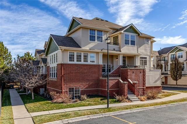 9851 E Carolina Place, Aurora, CO 80247 (#5109307) :: Real Estate Professionals