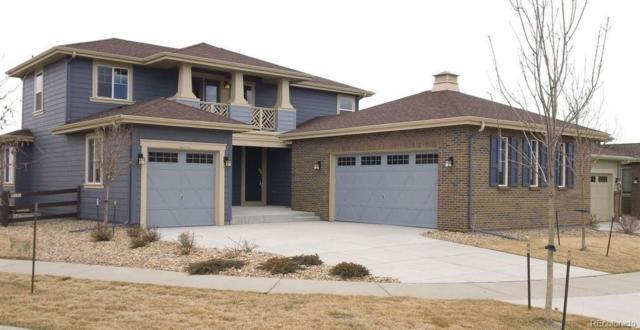 6542 S Queensburg Court, Aurora, CO 80016 (MLS #5109320) :: 8z Real Estate