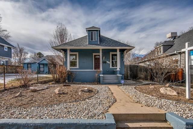 4575 Meade Street, Denver, CO 80211 (#5109588) :: The Dixon Group