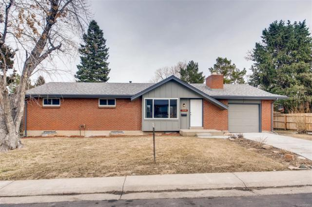 3446 S Chester Court, Denver, CO 80231 (#5109645) :: The Dixon Group