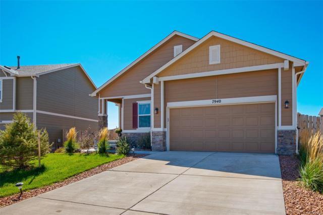 7940 Sea Oats Road, Peyton, CO 80831 (MLS #5110615) :: 8z Real Estate