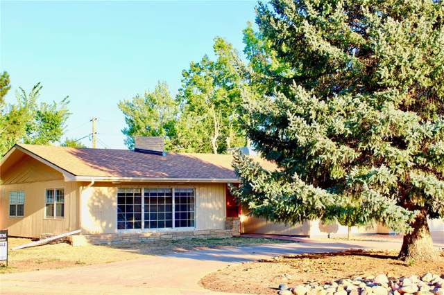 208 Park Lane, Canon City, CO 81212 (MLS #5110824) :: 8z Real Estate