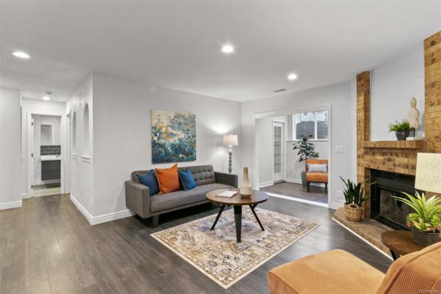 8376 S Upham Way A102, Littleton, CO 80128 (MLS #5111082) :: 8z Real Estate