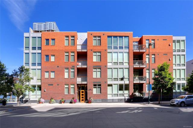 1401 Delgany Street #405, Denver, CO 80202 (MLS #5112019) :: Bliss Realty Group