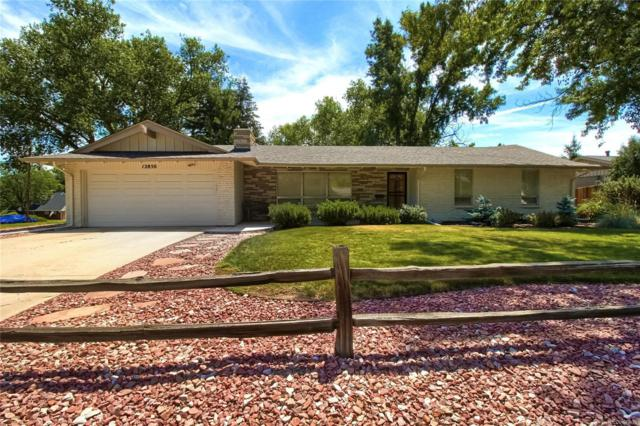 12850 Willow Way, Golden, CO 80401 (#5112062) :: Colorado Home Finder Realty