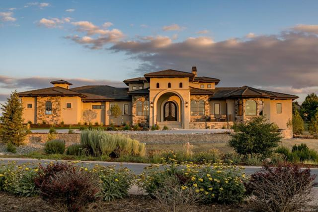 1665 Vine Cliff Heights, Colorado Springs, CO 80921 (#5112376) :: The Pete Cook Home Group