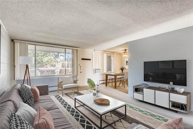 10125 W 25th Avenue #53, Lakewood, CO 80215 (#5112387) :: Peak Properties Group