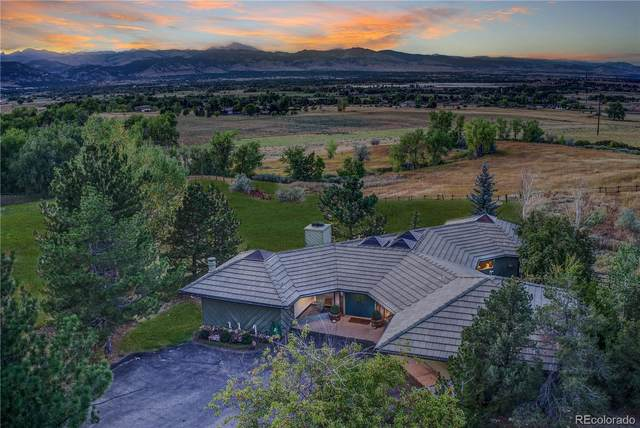 4 Benchmark Drive, Boulder, CO 80303 (MLS #5113427) :: 8z Real Estate
