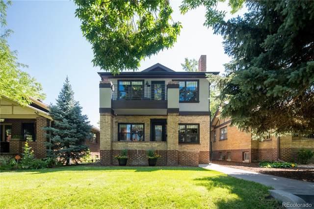 1594 Monroe Street, Denver, CO 80206 (#5113468) :: The Gilbert Group